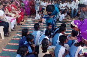 shala pravesh utsav ,Ratanpur 1