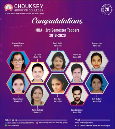 MBA 3rd