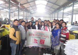 International tour (2)